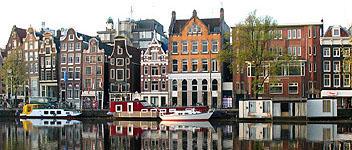 Viaje a Amsterdam (Parte I)