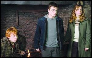 ¡Harry Potter ya esta aqui!