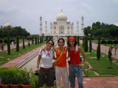 Taj Mahal: casi perfecto